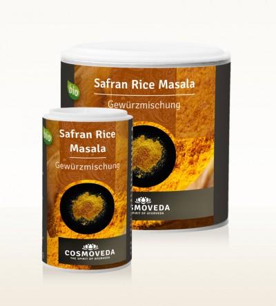 Organic Safran Rice Masala