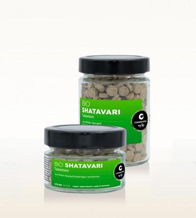 Organic Shatavari Tabletten