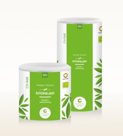 Organic Sitopaladi Churna