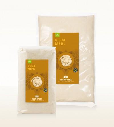 Organic Soy Flour