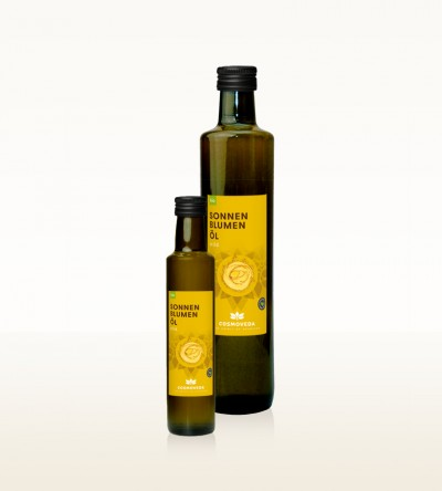 Organic Sunflower Oil mild