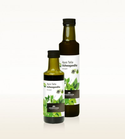Organic Ashwagandha Taila