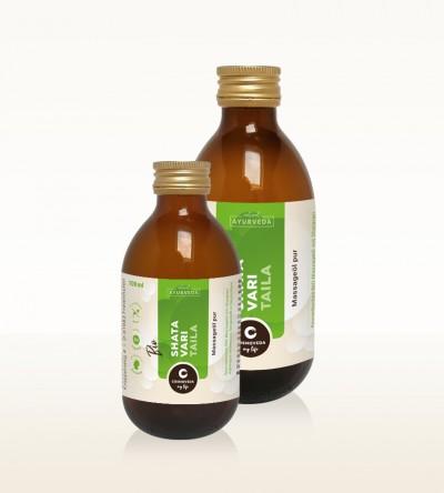 Organic Shatavari Taila