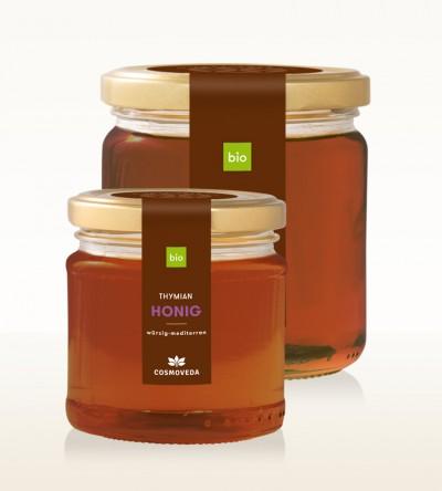 Organic Thyme Honey