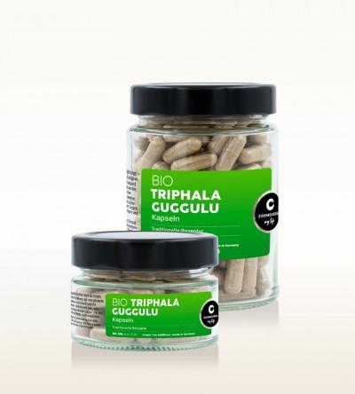 Organic Triphala Guggulu Capsules