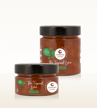 Organic Tropical Lime Chutney