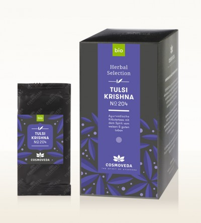 Organic Tulsi Krishna Tea
