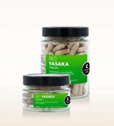 Organic Vasaka Capsules
