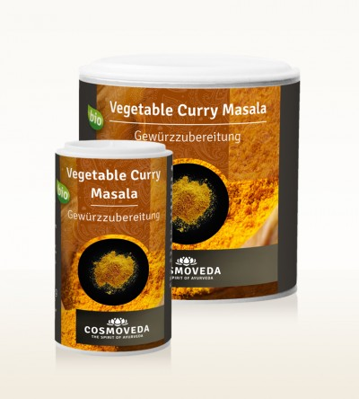 Organic Vegetable Curry Masala