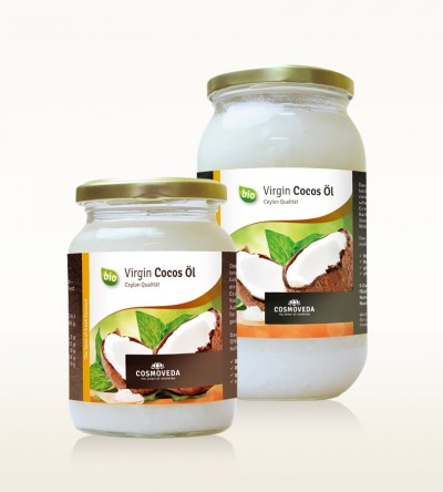 BIO Virgin Kokosöl