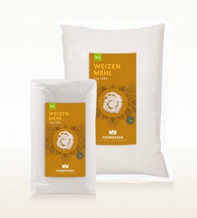 Organic wheat flour type 1050
