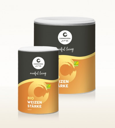 Organic Wheat Starch Virgin