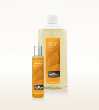 Ginger Body and Massage Oil