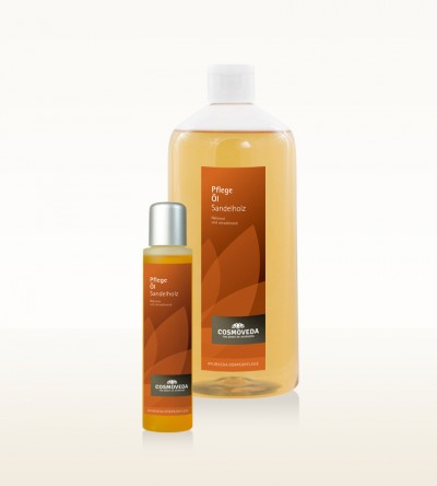 Sandalwood Body and Massage Oil