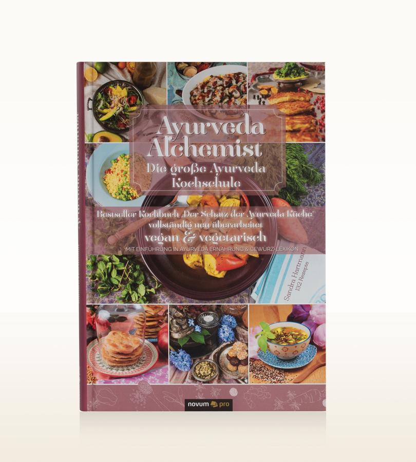 Ayurveda Alchemist - Die große Ayurveda Kochschule