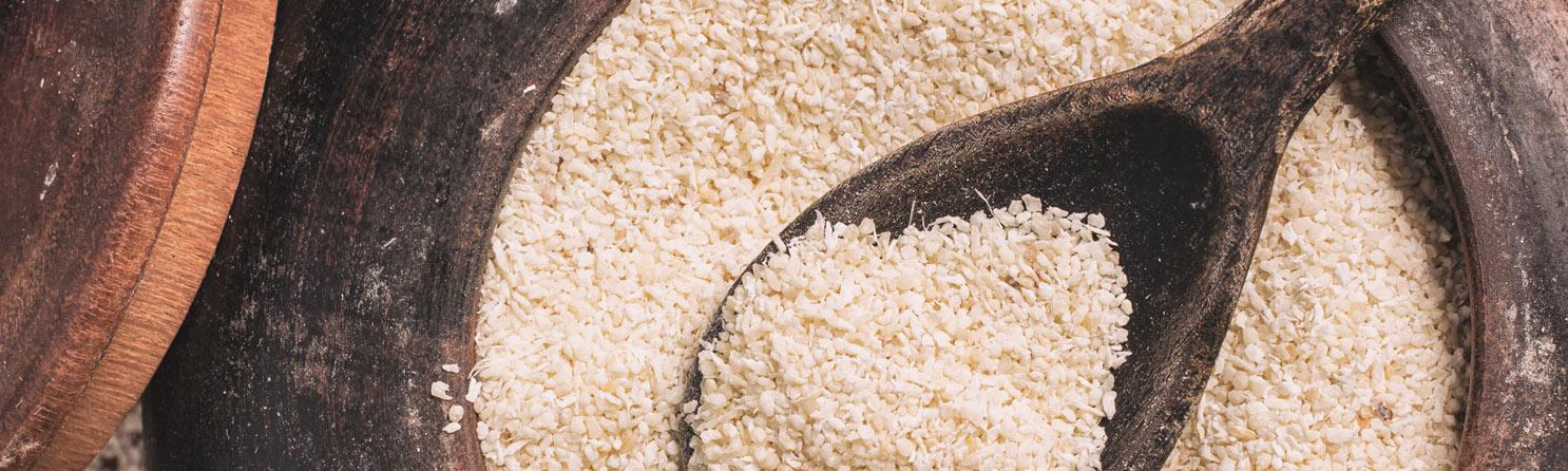 Getreide, Mehle & Müsli
