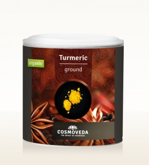 Organic Tumeric ground 90g