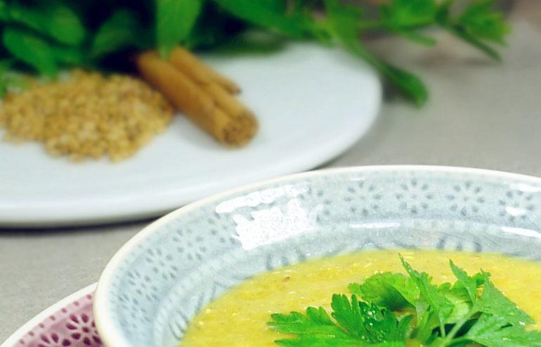 gruenemungdalsuppe
